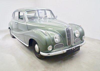 """BMW 502 """"Barockengel"""""""